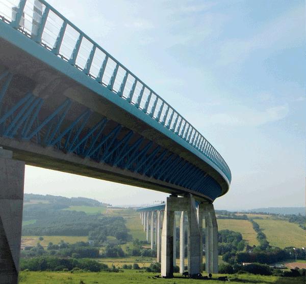 Parcours du Viaduc d'Echinghen